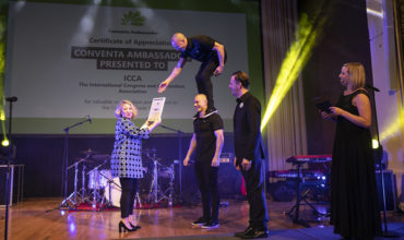 Conventa Ambassador Award 2019 goes to… ICCA