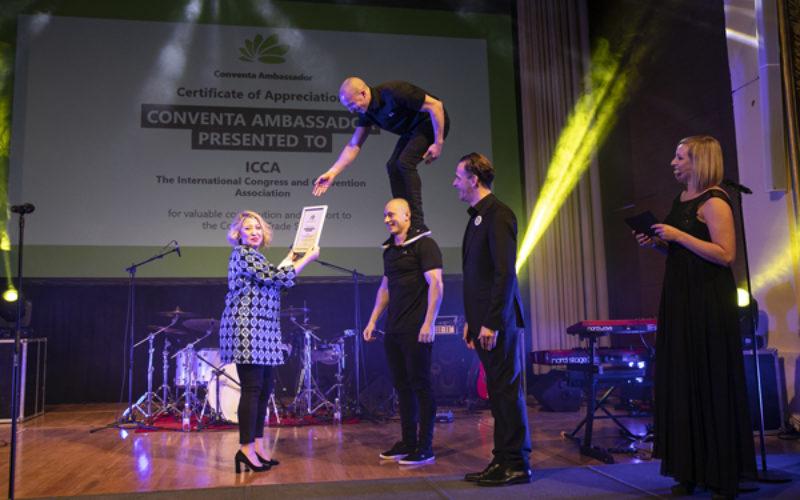Conventa Ambassador Award 2019 goes to… ICCA