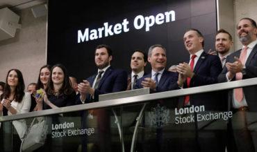 Mining Indaba celebrates London Stock Exchange market opening ceremony