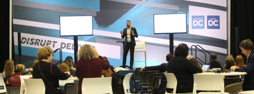 German Convention Bureau releases 'Future Meetings Space' research