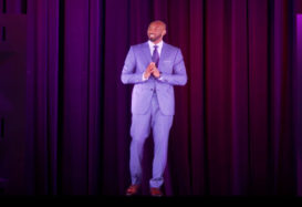 L.A celebrates 50m visitors… with a hologram of Kobe Bryant