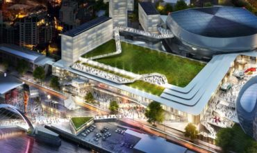 UK's NewcastleGateshead to unveil plans for new £250m convention centre at Confex