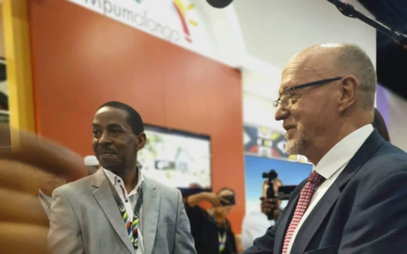 Record-breaking Meetings Africa 2019