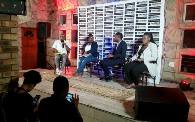 Meetings Africa township dialogue