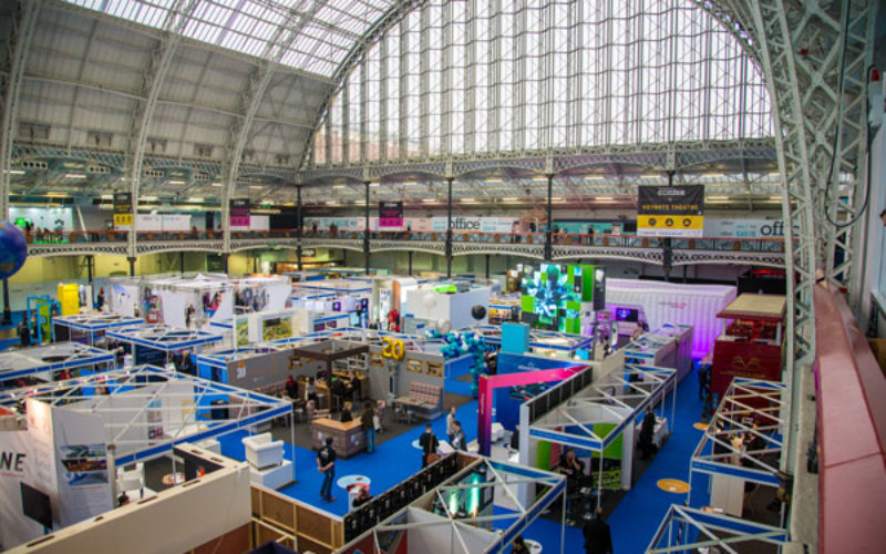 Be inspired by CMW's Pavilion at International Confex