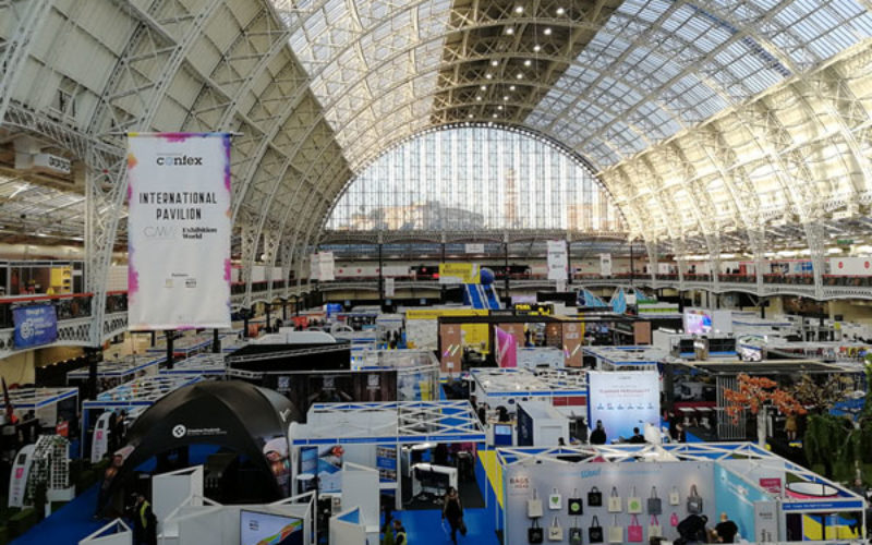International Confex 2019 is live!