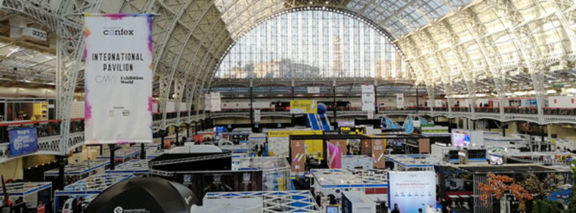 That's a wrap! All the highlights from Confex, EPS and PA Show 2019