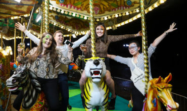 ZSL London Zoo hosts 'Into the Wild' Summer Showcase