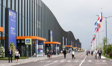 St Petersburg's Expoforum raises its international profile