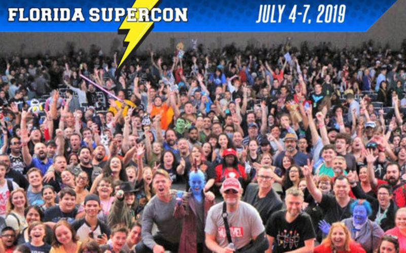 ReedPOP acquires fan convention Florida Supercon