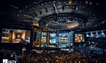 Rotterdam Ahoy presents major e-sports viewing party