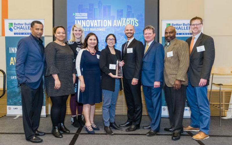 LA Convention Center wins Better Buildings Challenge