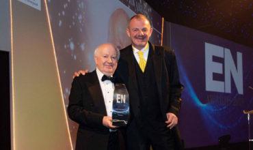 IMEX chairman Ray Bloom receives EN Pioneer Award