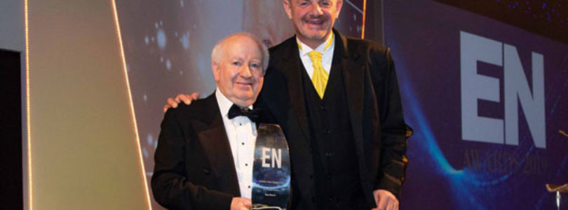 IMEX chairman Ray Bloom receives EN Pioneer Award