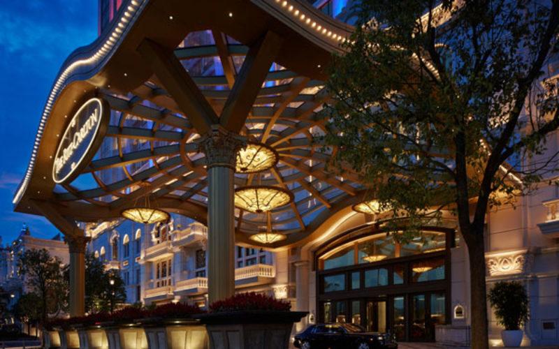 Marriot & Ritz Macau go dark for worldwide 'Earth Hour' movement