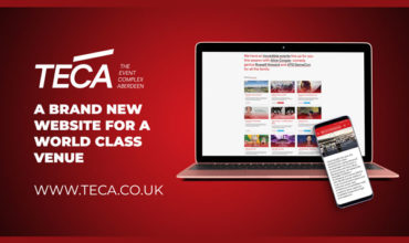 Aberdeen's new venue TECA launches website