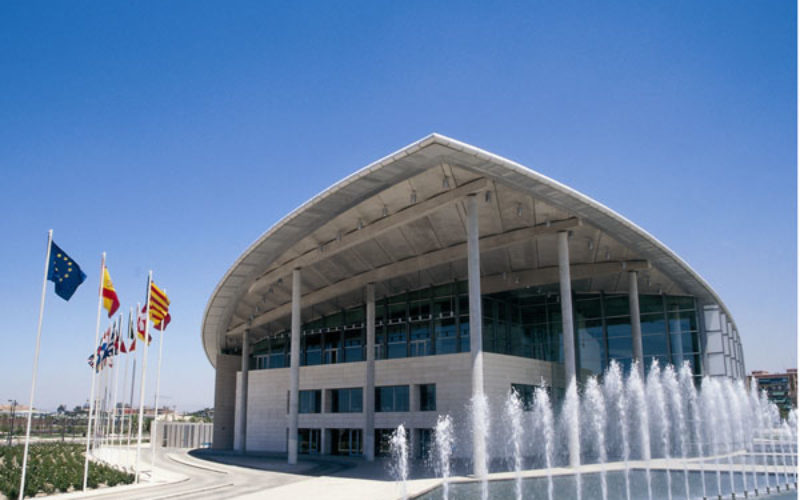 The Valencia Conference Centre reports business up a third in 2018