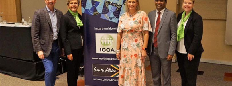 Into Africa with ICCA in June
