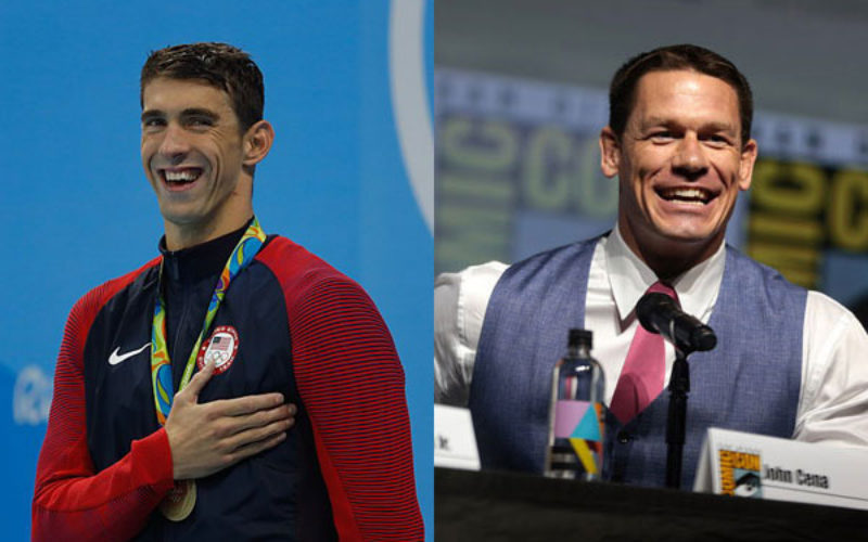 Michael Phelps and John Cena to deliver keynotes at Connect 2019