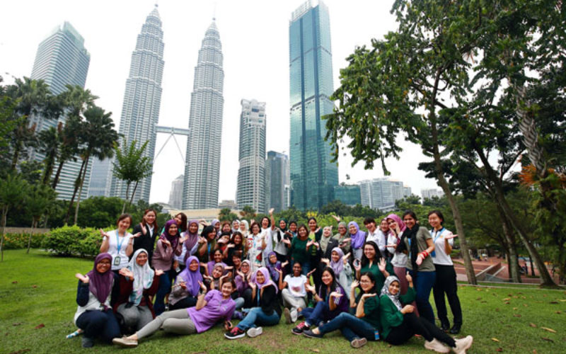 Kuala Lumpur Convention Centre celebrates International Women's Day