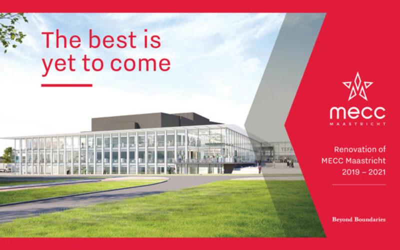 MECC Maastricht to begin €49m renovation in June