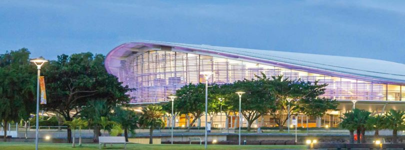 Peter Savoff appointed as new GM at Darwin Convention Centre