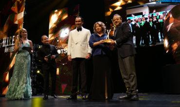 ICCA's Balci Fisunoglu receives ACE of M.I.C.E Outstanding Service Award