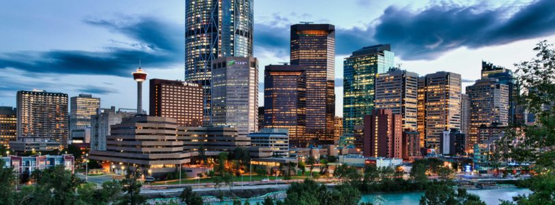Calgary lighting a big conference flame in the fall