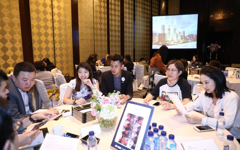 MyCEB goes on the road and offers new deal to China
