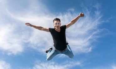 Spain's first outdoor skydiving simulator opens in Malaga