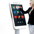 Giant iTab recharged as event technology supplier for MWC Barcelona