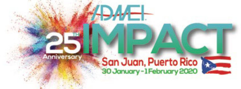 ADMEI set for Puerto Rico for 25th annual conference in 2020
