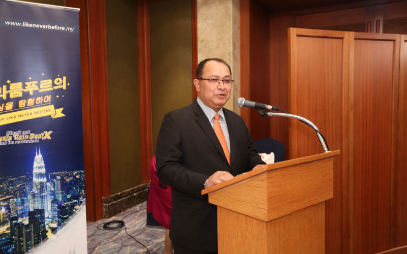 Malaysian Convention & Exhibition Bureau on a mission for business in Korea