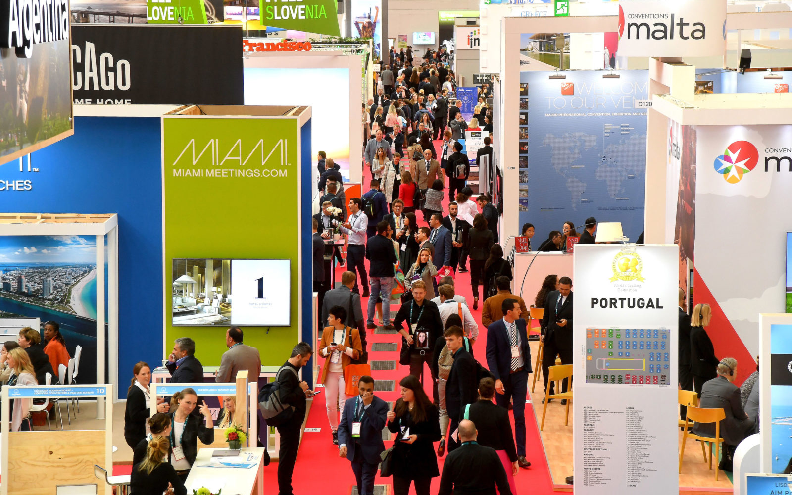 IMEX fires the imagination in Frankfurt and announces date change