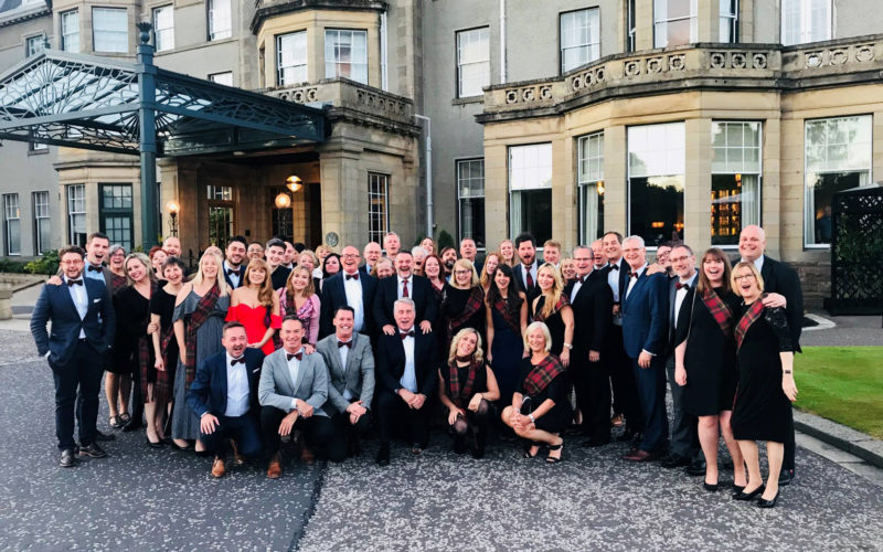 Ottawa Tourism success breeds repeat European buyer event at Gleneagles