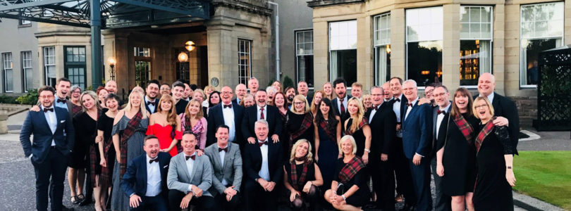 Ottawa Tourism success breeds repeat European buyer event at Gleneagles