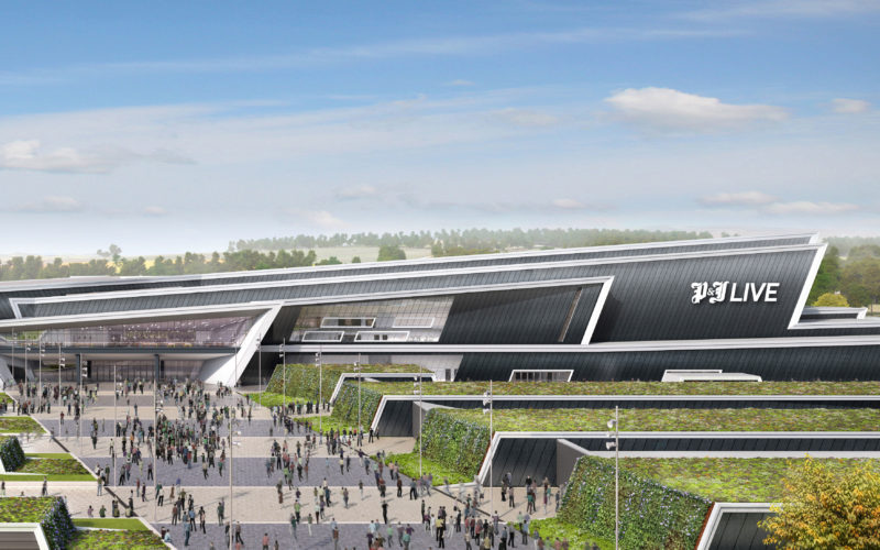 Aberdeen's new multi-million venue to be named P&J Live