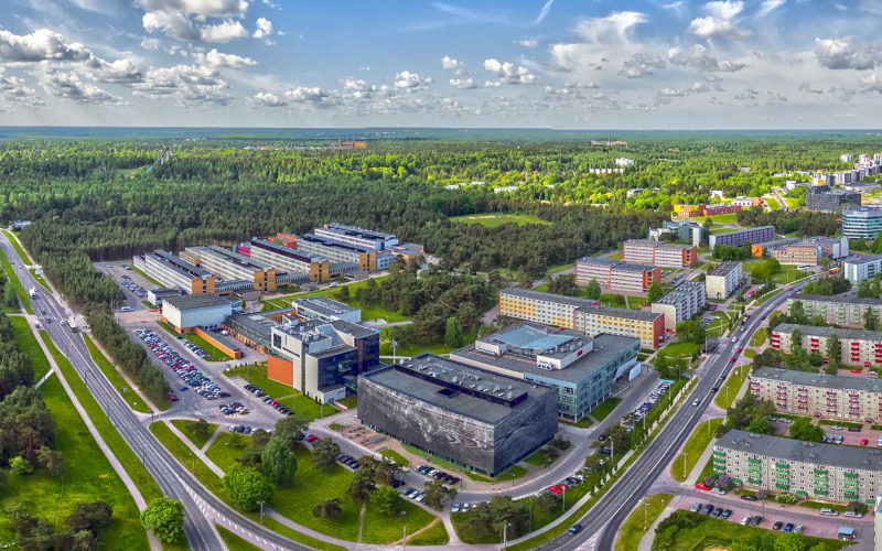 Estonia's Technical University, TalTech, joins national CVB