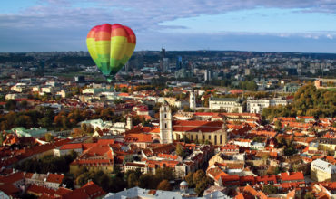 Go Vilnius for a Workation
