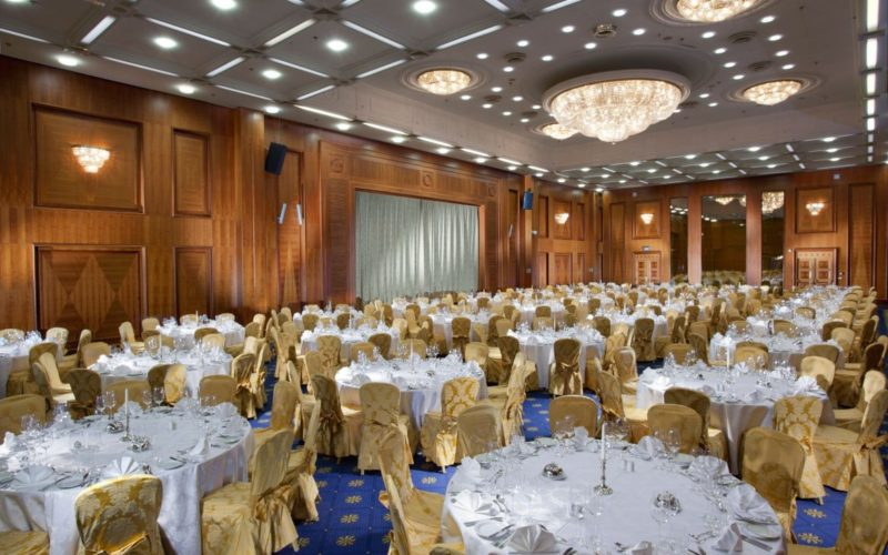 Hilton Prague named Europe's best hotel for meetings and events for 2nd year
