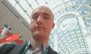 Event Horizon: My first IMEX