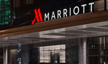 Three hotel companies exceed the 500,000-room barrier in North America