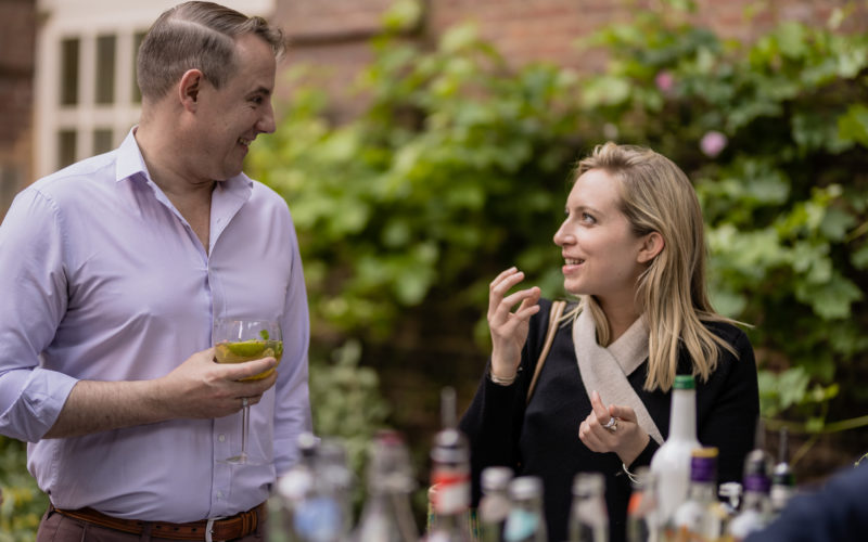 London's BMA House and HeadBox host Summer Social