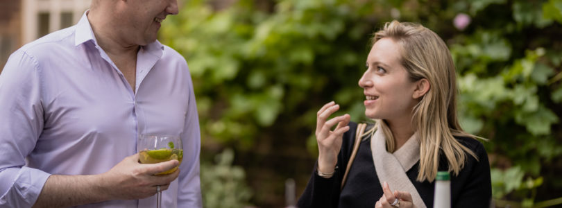 London's BMA House and HeadBox host Summer Social