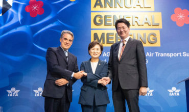 Korean Air hosts 75th IATA AGM and celebrates two anniversaries