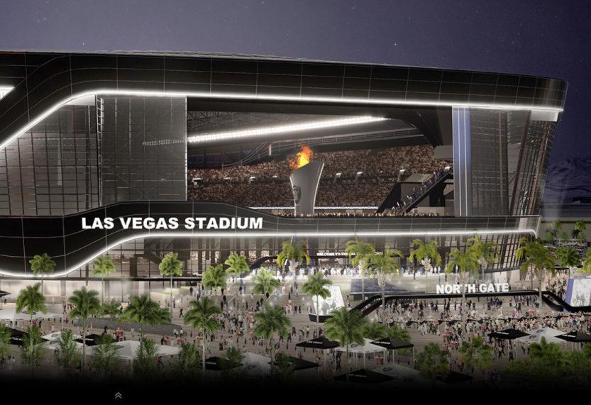 AEG Facilities to manage new $2bn Las Vegas Stadium