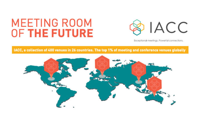 Sustainability a top priority in 'Meeting Room of the Future' report