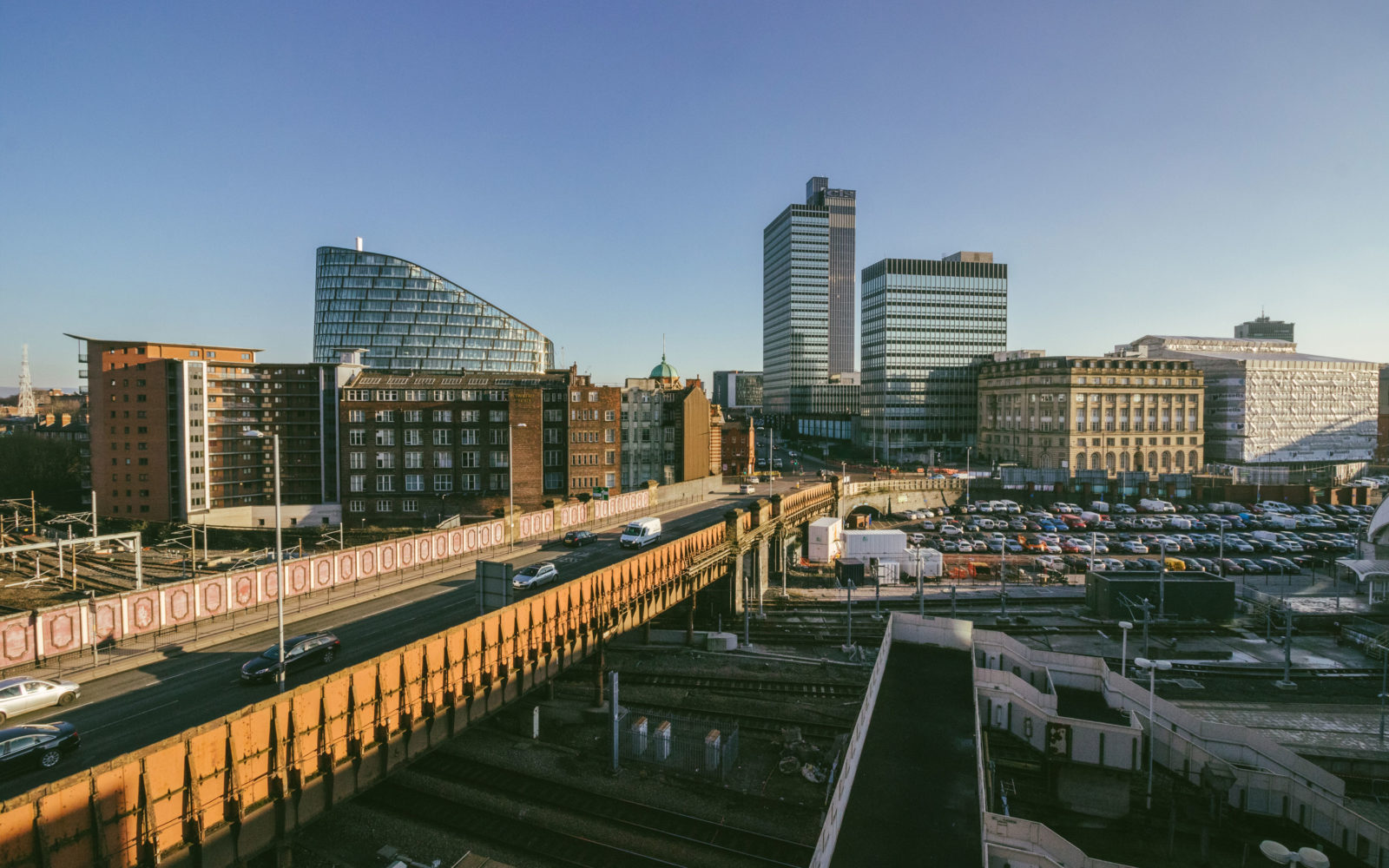 UK city aims to attract 40% more conference business - CMW