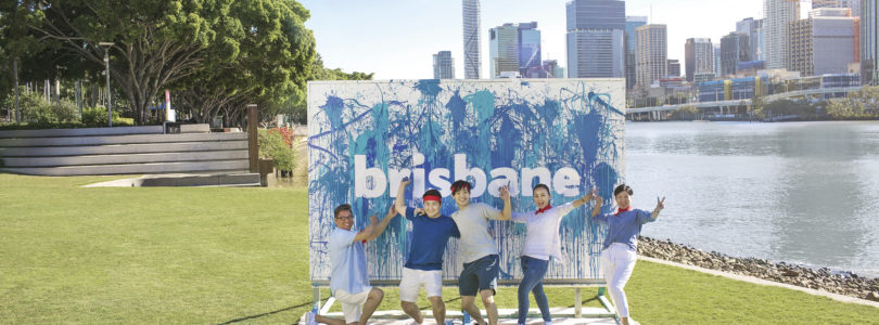 Chinese businesses reward 4,000 staff with Brisbane incentive