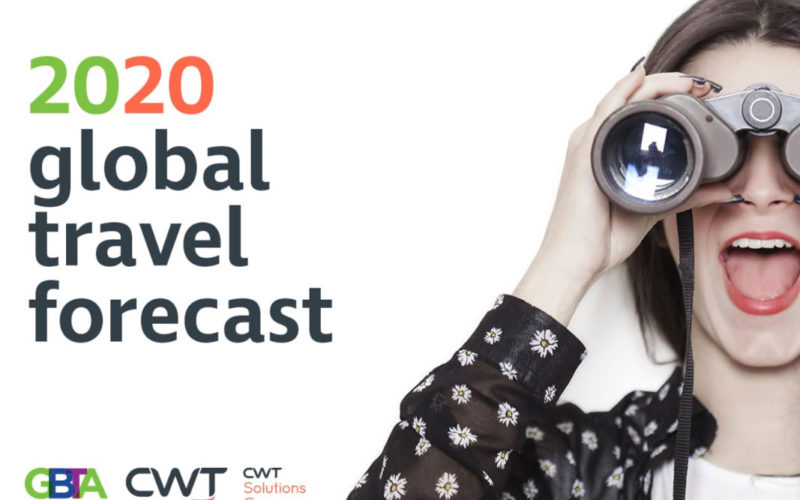Global travel pricing to slow in 2020; flights to rise 1.2%, hotels 1.3% – CWT forecast